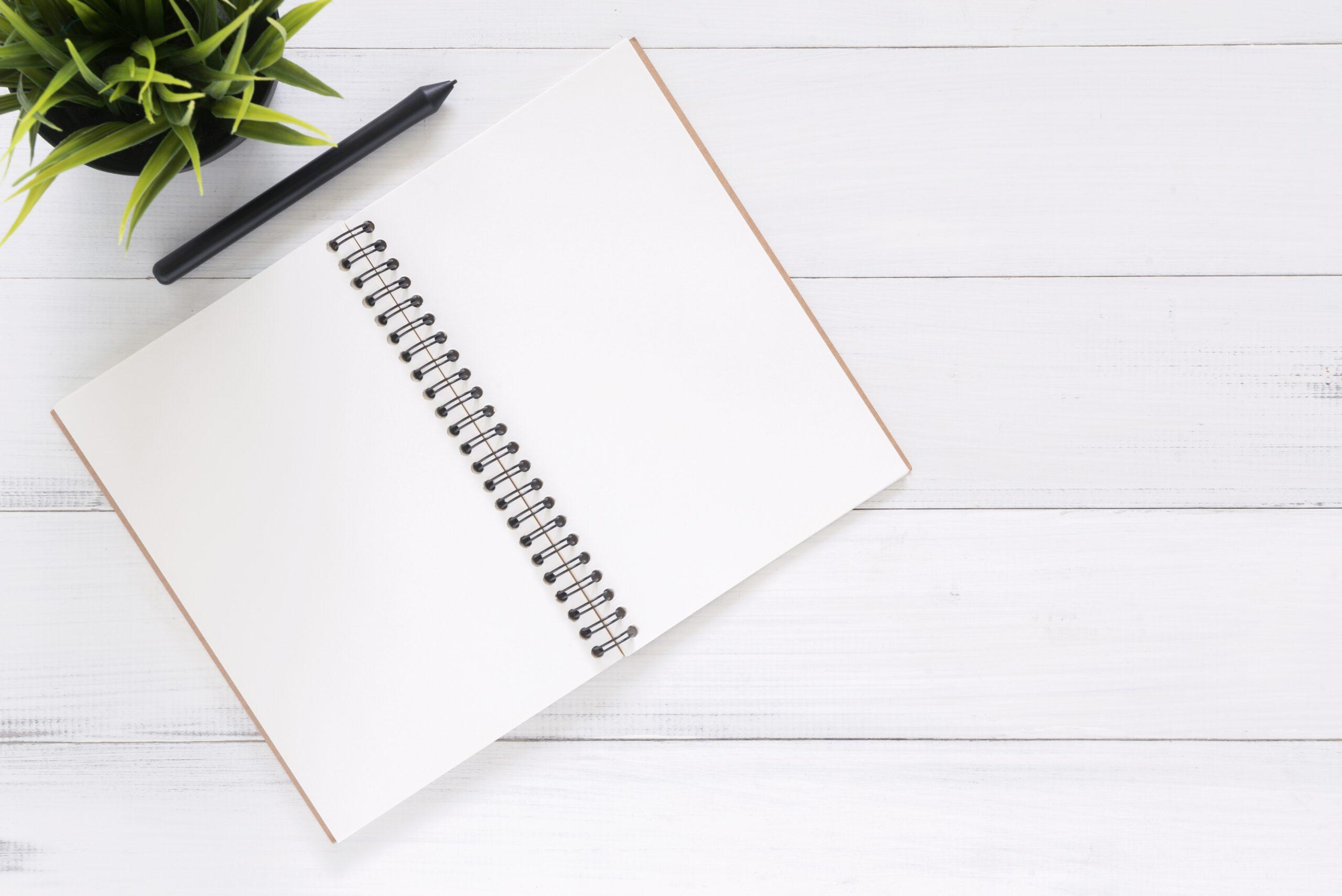 bedrukte notitieboekjes